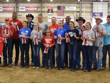 Ohio Dean's Charity Steer Show Raises Money for Ronald McDonald House