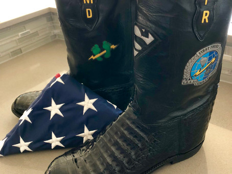 Boots For Warriors - A Nonprofit to Make Free Custom Cowboy Boots for Wounded Warriers
