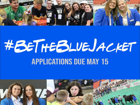 Be The Blue Jacket
