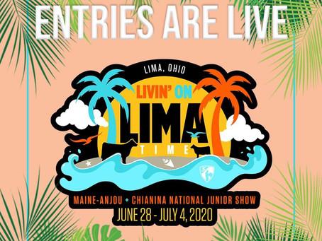AJMAA Jr National Entries Are Live!