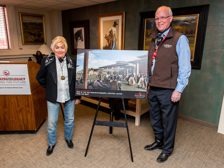 Sue Anschutz-Rodgers Makes Major Gift to Make New National Western Center A Reality