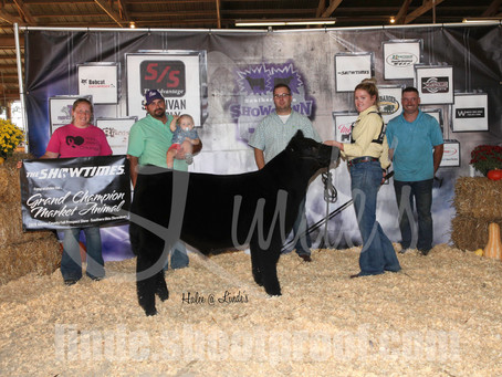 Adams County Prospect Show - OH