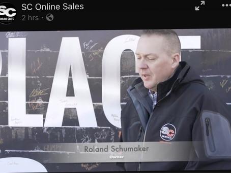 The Face Behind SCO - Roland Schumaker