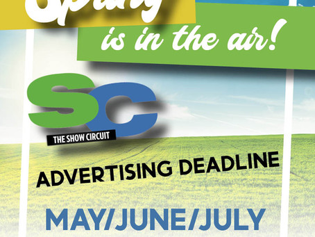 ✏️🗓️ Don't miss out on the May/June/July issue that will be at Junior Nationals this summer‼️