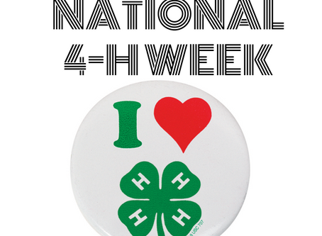National 4-H Week Trivia Contest