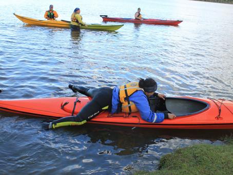 Jornada de Prácticas y Maniobras en Kayak