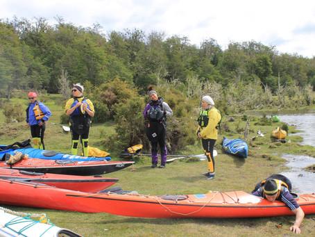Curso de Kayak Travesía