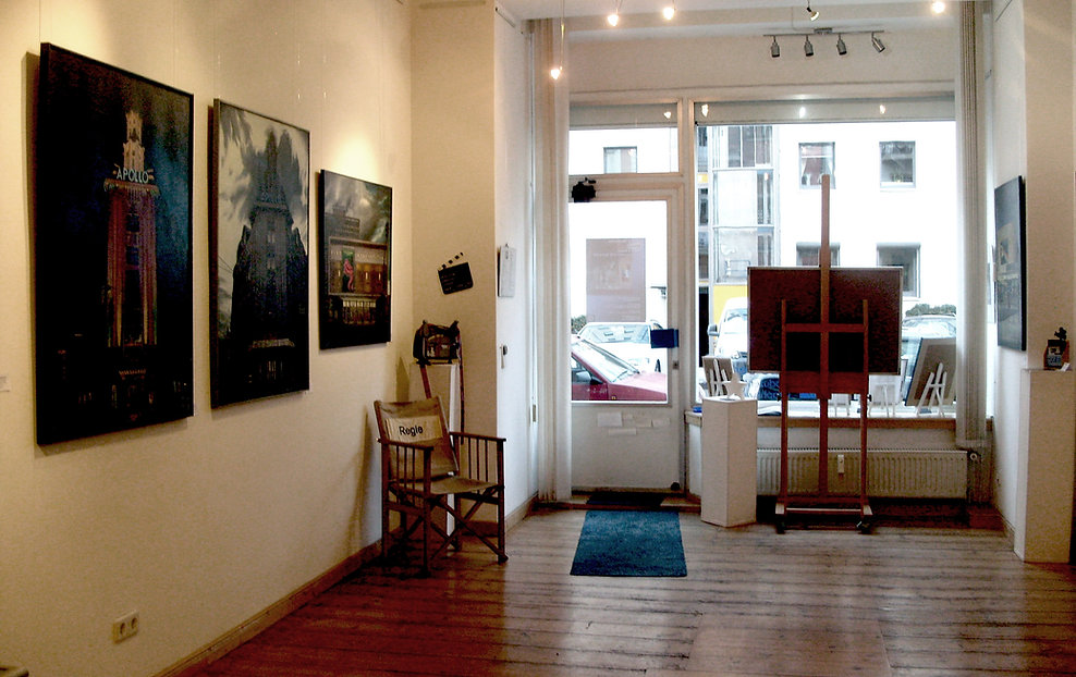 AKG Berlin ATON KA Galerie
