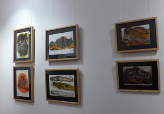 Ausstellung in der A.K.G. Berlin