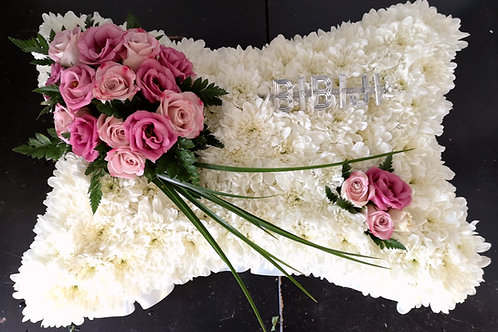 Pink Lady Pillow