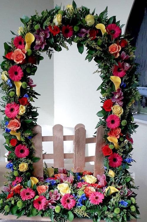 Heavens Garden Gate