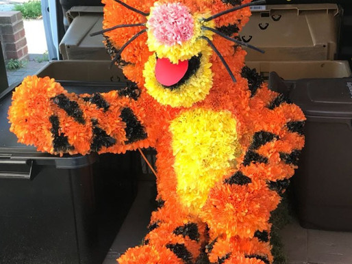 THE MAKING OF TIGGER