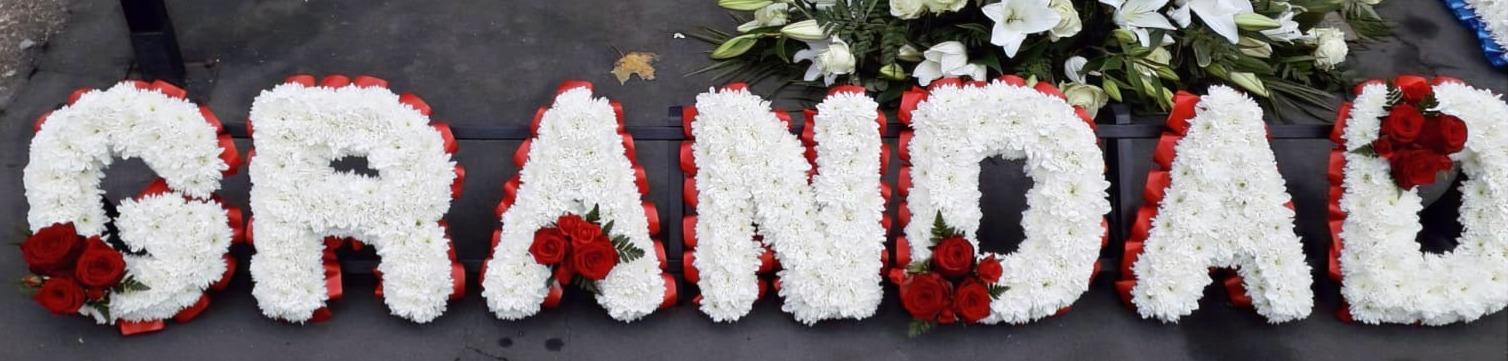 grandad funeral letters
