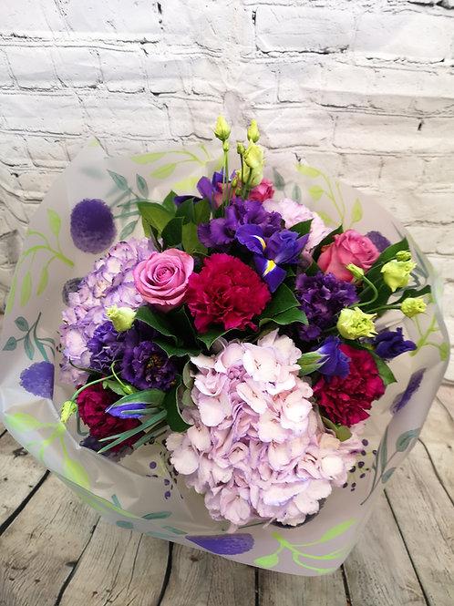 Royal lilac Bouquet