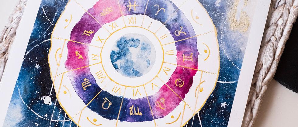 Horoscope/Moon Calendar 2021