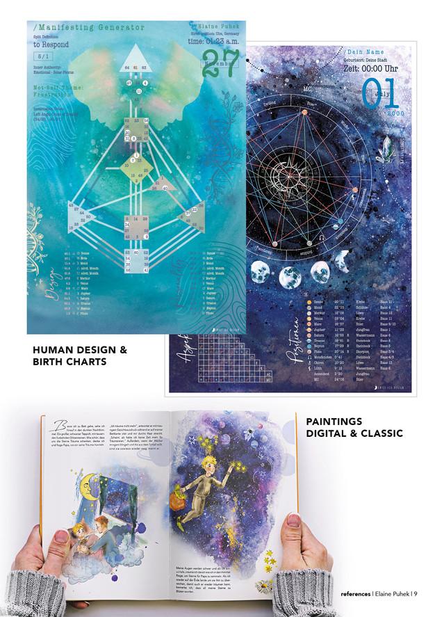 digital art & bookillustration