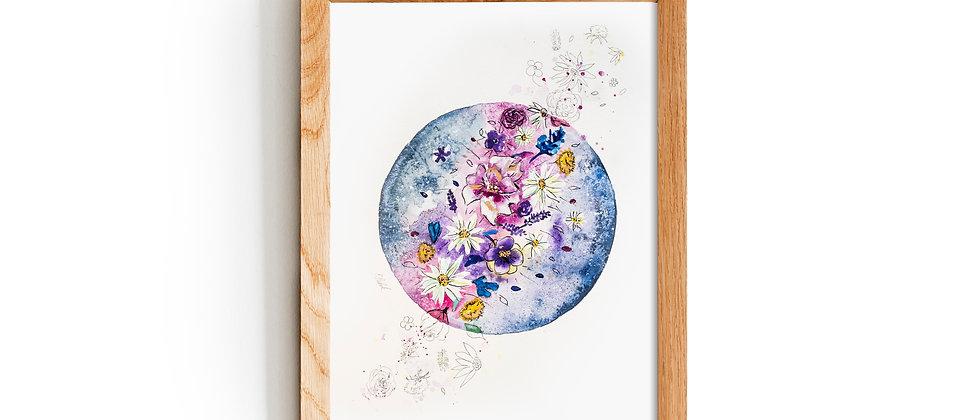 Flower Planet Original