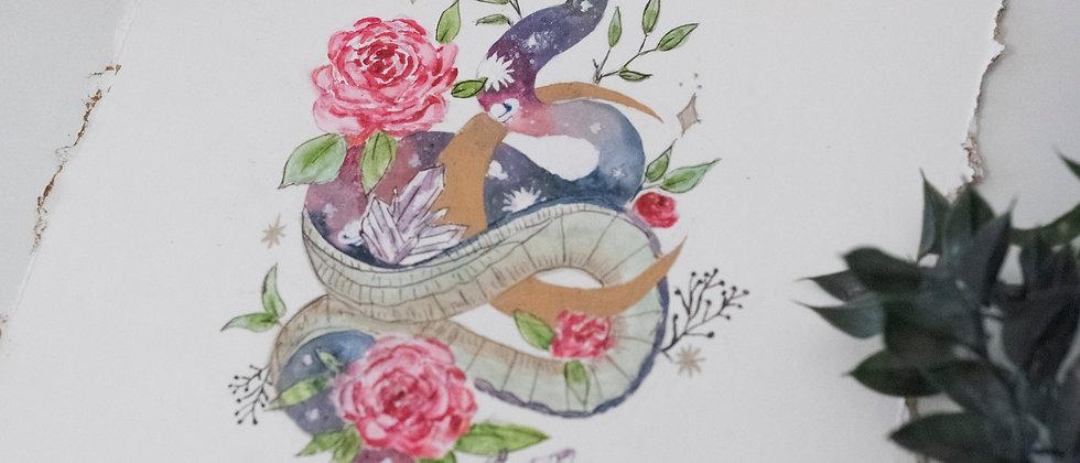 the serpent - Original
