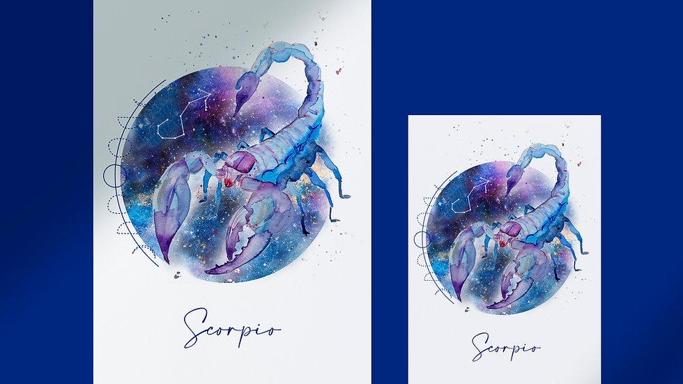 Horoscope - Sign Scorpio