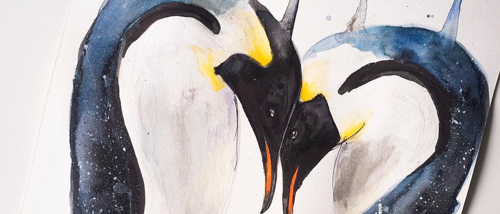 Pinguin - True Love