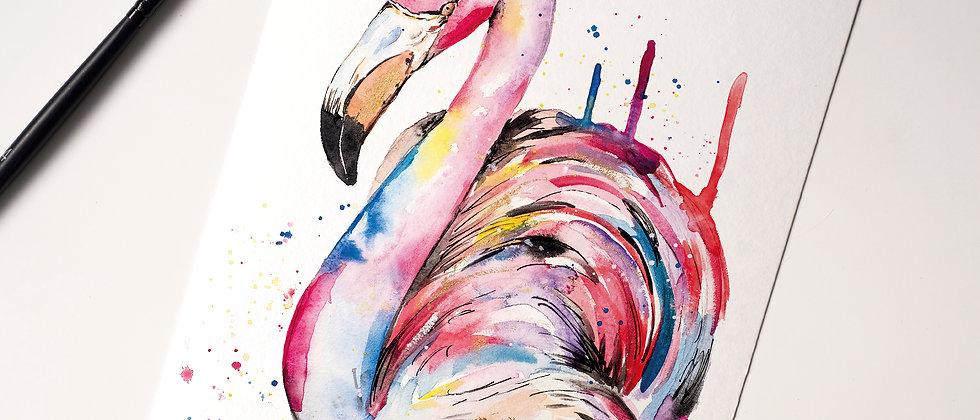 Flamingo Lover
