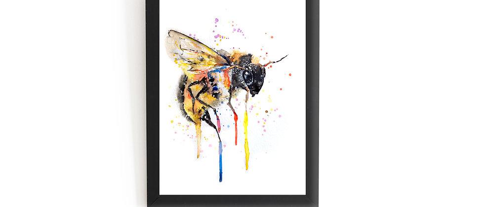 Don`t worry bee happy