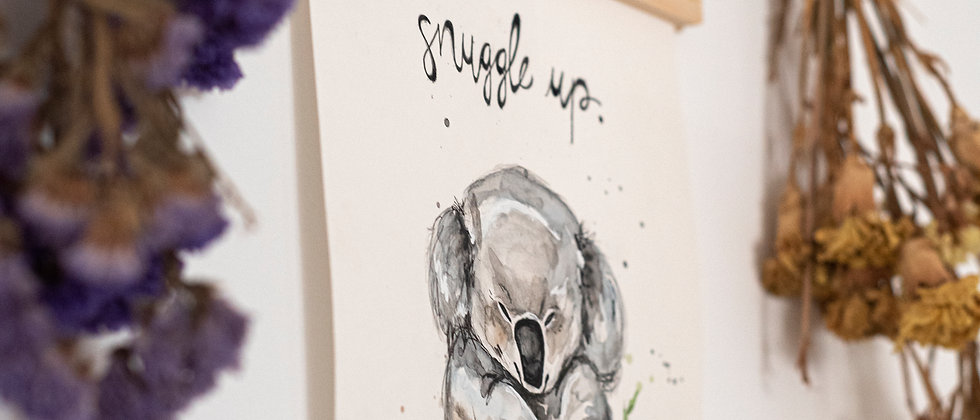Snuggle up - Koala Original