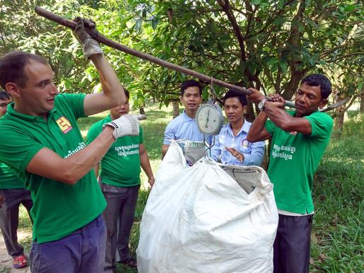 Clean Up Weighing 2.JPG