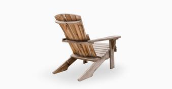atmosphère bois fauteuil