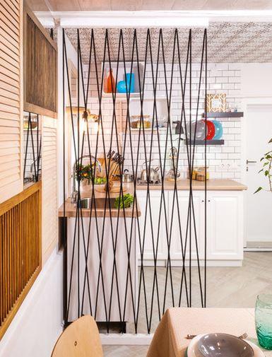 Crochet Catherine architecture d'intérieur