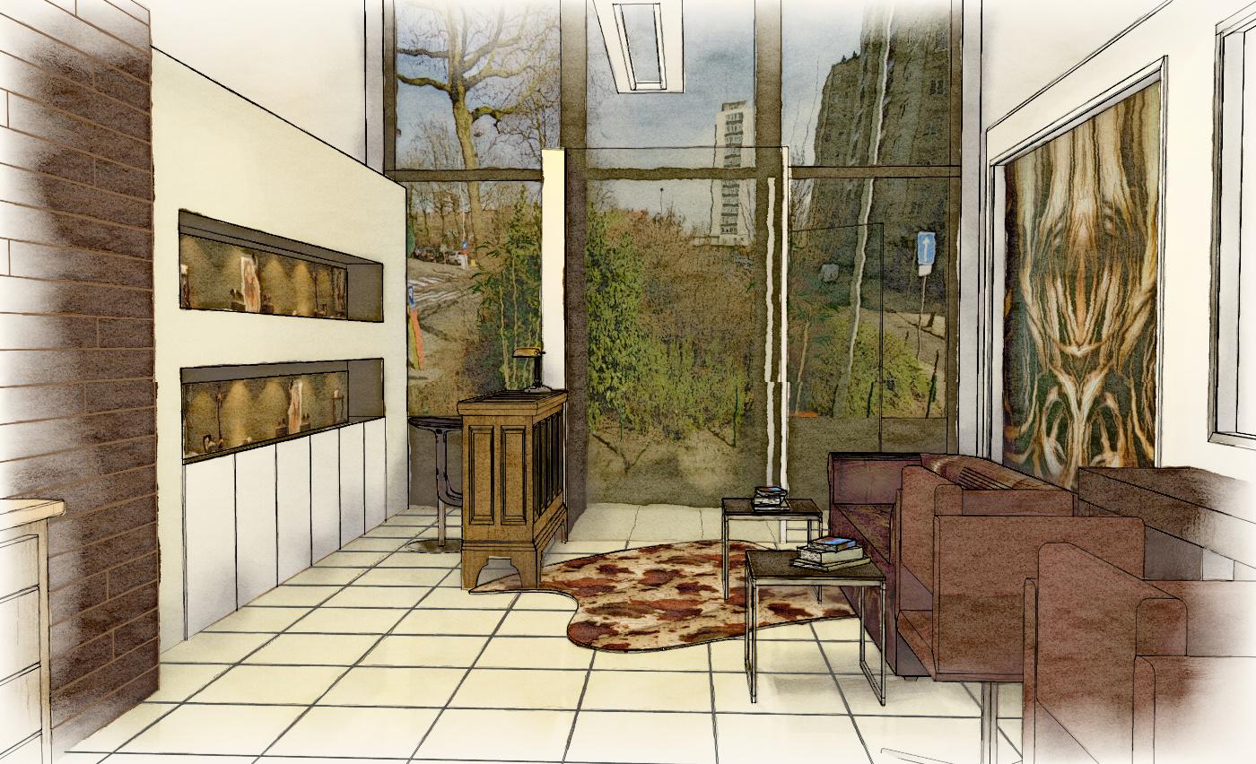 architecture intérieur arlon