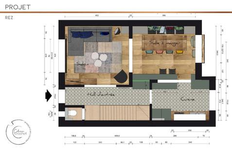 Architecture d'intérieur - REZ-Arlon