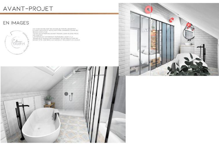 projet 3D-salle de bain