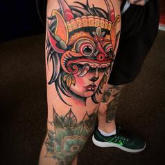 Stacy VL Tattoo, Oslo