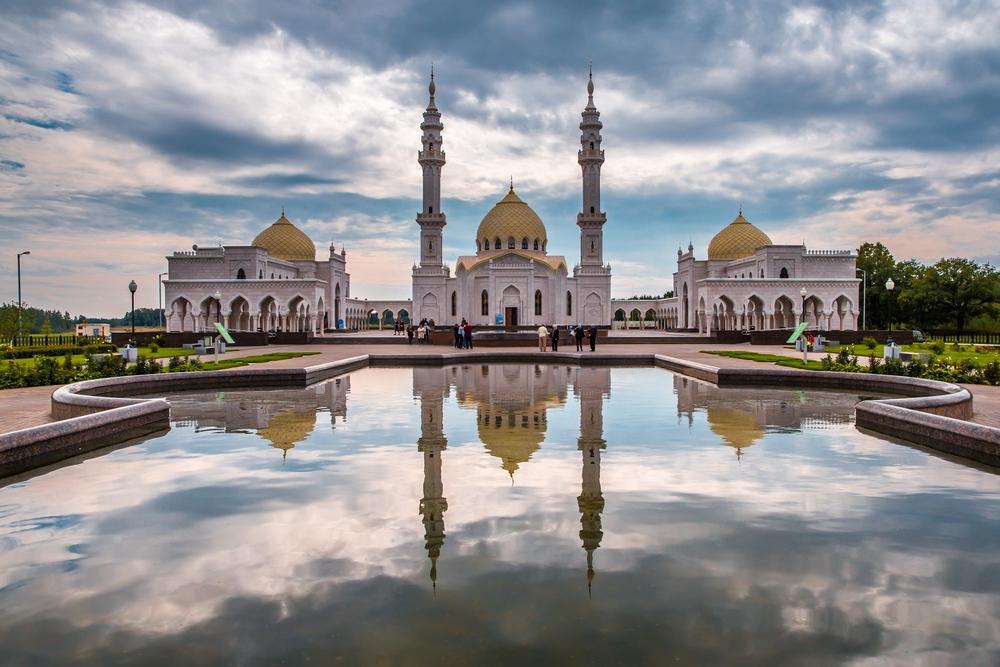 Белая мечеть в Болгарах