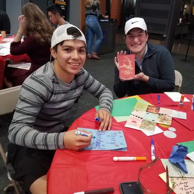 Holiday Philanthropy Event