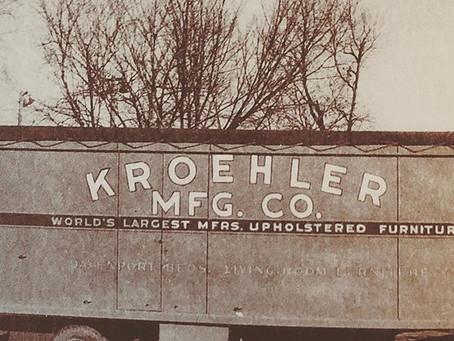 Kroehler Mfg. Company