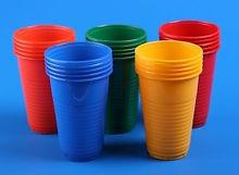 Пластиковые стаканчики с логотипом во Владимире