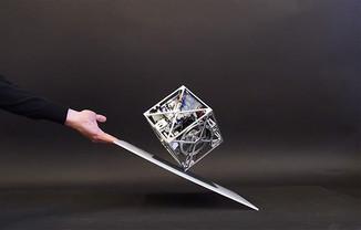 Антигравитационный кубик