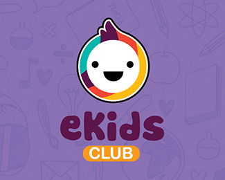 Логотипы детских клубов, садов, групп, детских магазинов и игрушек
