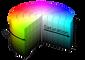 Дополнительные цветовые модели. Модель HSB.