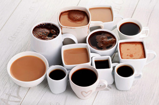 Просто удобно и безопасно – стаканы для кофе из бумаги