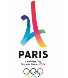 Париж, Лос-Анджелес и Рим показали свой официальный логотип для Олимпийских игр 2024