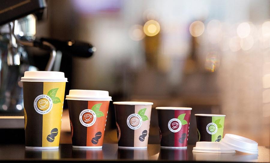 Бумажные стаканчики с логотипом во Владимире