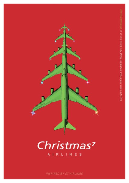 Christmas airlines