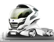 Концепты грузовиков будущего