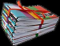 Печать брошюр и каталогов малыми тиражами