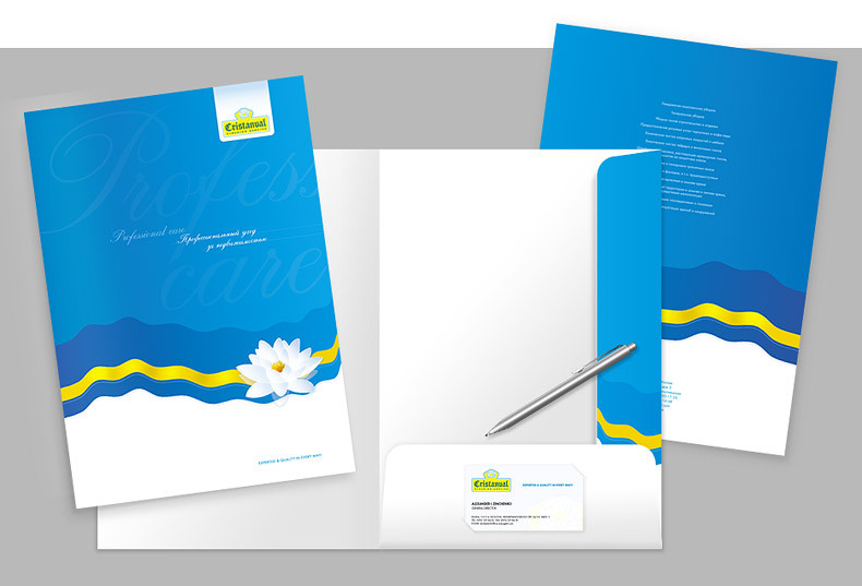 Папки с бесплатным дизайном во Владимире