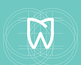 Логотипы зубных клиник. Подборка