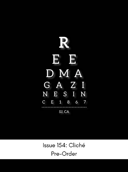 Issue 154: Cliché